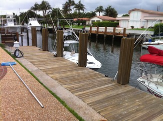 dock for rent in Pompano Beach